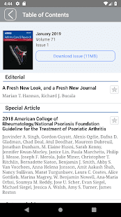 American, College, Rheumatology, Publications, публикации, ревматологии