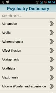 Medical, Psychiatric, Dictionary, справочник, психиатрии