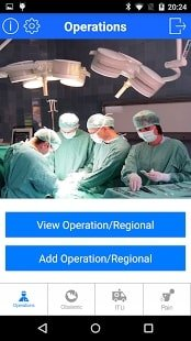 Online Anaesthesia