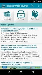 Pediatric Oncall Journal - журнал по педиатрии