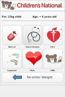 Pediatric Quick Reference - помощник по неотложным состояниям в педиатрии