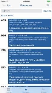 МСА, Україна, медичні, гайдлайни